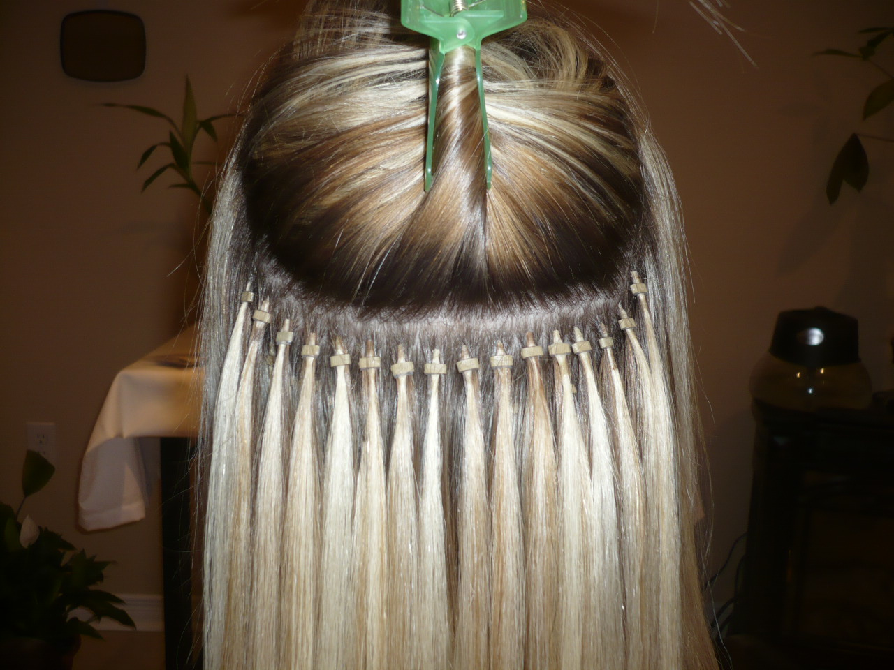 Micro Hair Links Extensions 84
